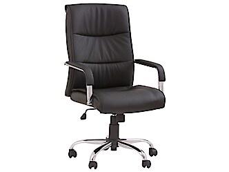 Fekete főnöki fotel 150 kg