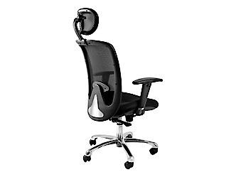UNI Expander vezetői szék állítható deréktámasszal és fejtámlával