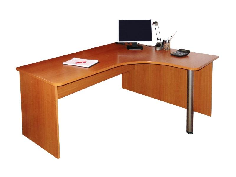 L-alakú íróasztal